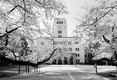 为了让顶级研究大学更上一层楼,日本政府实施改革,根据各大学的研究重点或教学重点进行分类,并根据其表现来分配资金。图为东京工业大学,是一所以工程技术与自然科学研究为主的理工科大学。图片来自网络