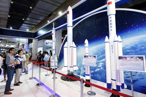 美媒称中国正研制可重复用航天运载器:能在跑道起降