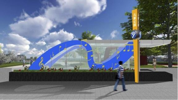 宁波地铁3号线出入口造型启动市民网络投票|设计|出