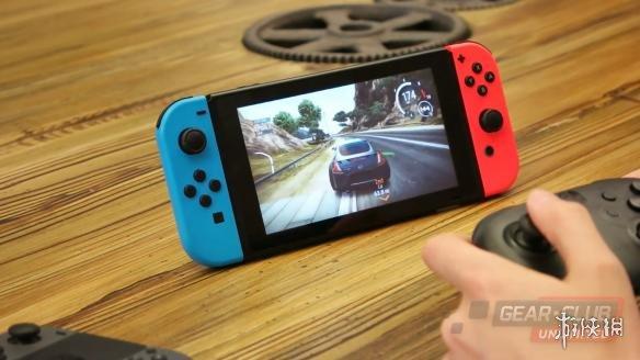 Switch赛车竞速游戏《极速俱乐部无限》公布试玩
