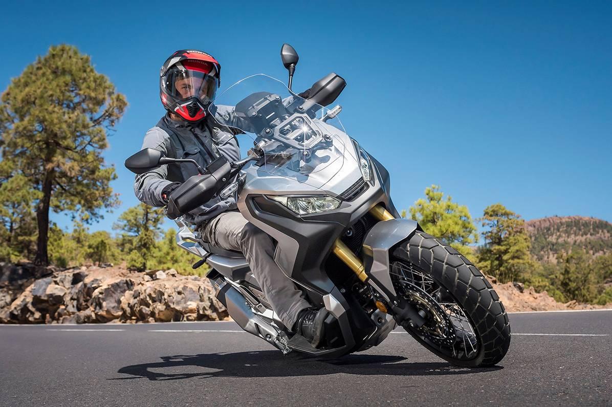 本田跨界踏板X-ADV新款发布,明年引进国内