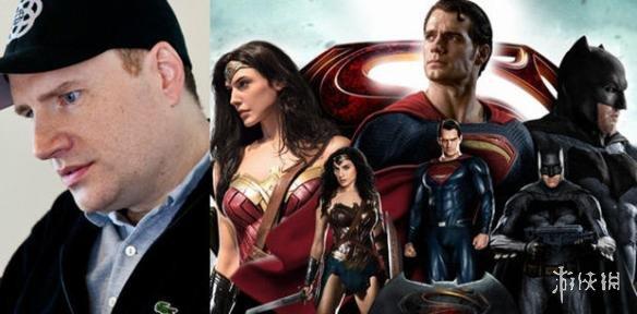 漫威总裁:等不及想看DC《正义联盟》搞不懂为何撕X