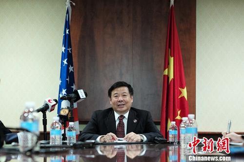 资料图:朱光耀 中新社记者 廖攀 摄