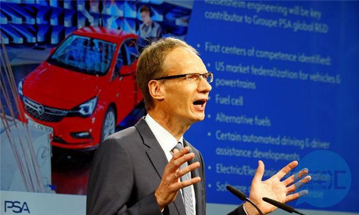 欧宝制定重振计划 欲将旗下所有车型全部电气化