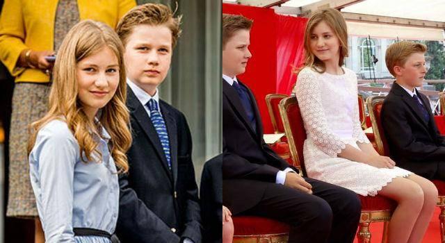 ?15岁的伊丽莎白公主