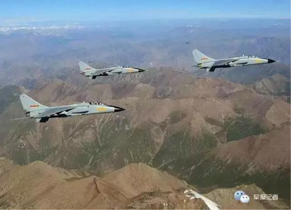 空军首次成建制、大规模走出国门。