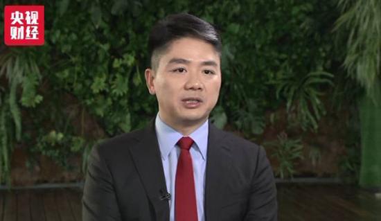 刘强东:京东在国内最大的优势就是消费者的信任