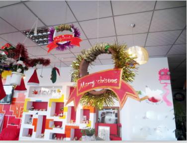幼儿园圣诞节手工环境装饰,圣诞必备!-新浪汽车