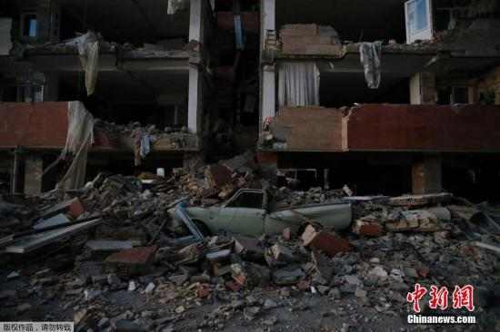 当地时间11月12日,两伊边瑞欧纳杭州专卖店界附近地区发生强震,已经导致上千人死伤。