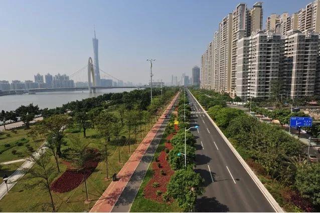赛讯 2017广州马拉松路线正式发布图片