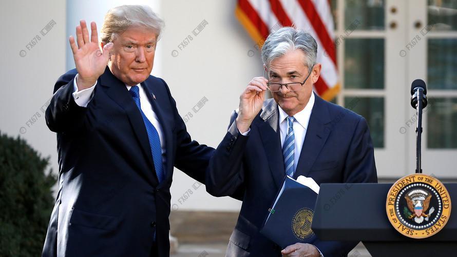 鲍威尔执掌美联储后立场或转鹰?美元涨势蠢蠢欲动