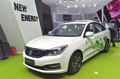 在东风集团旗下的自主品牌中,东风风神的新能源车型数量居多。