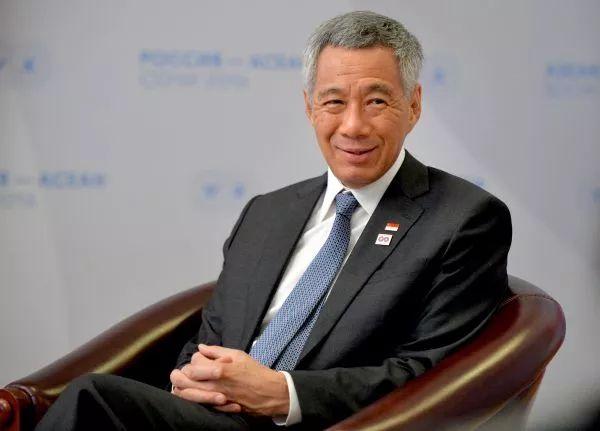 ▲新加坡总理李显龙(新华社)