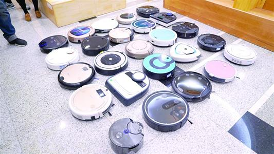 本次比较试验的25台扫地机器人基本涵盖了市场上的主流品牌及型号