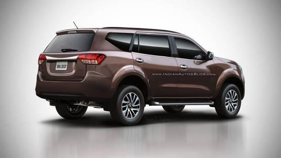 全新日产帕拉丁SUV最新消息 或明年正式发布