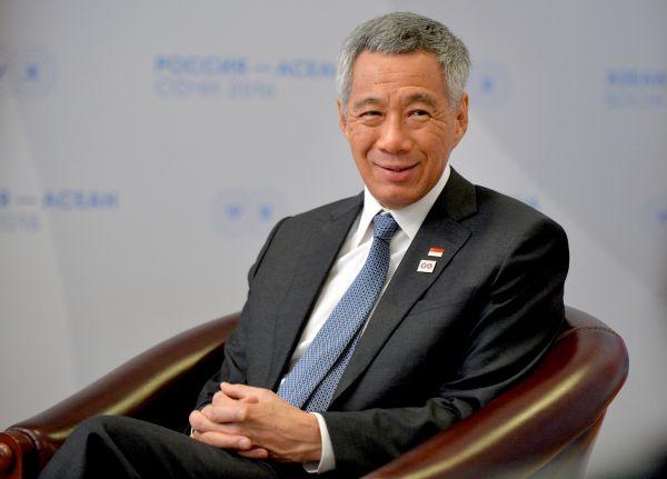 资料图:新加坡总理李显龙(新华社)