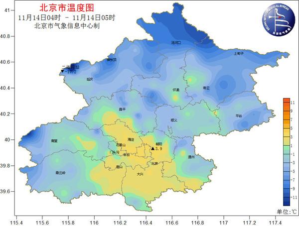 (图片来源:@气象北京))