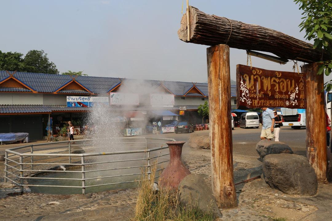 泰国温泉水煮蛋大热 泰媒:中国游客功不可没