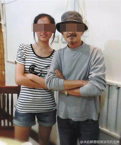 ▲江歌(左)在微博上发布的照片。微博截图
