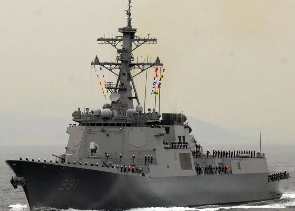美称中国造舰技术与西方并驾齐驱 055舰赢在这一系统