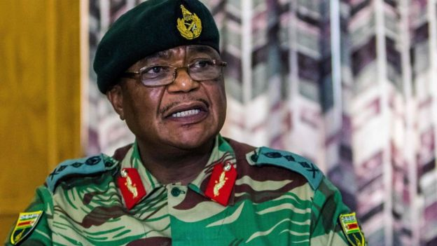 津巴布韦局势紧张:首都发生爆炸 军方疑似兵变