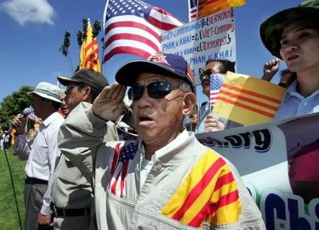 """美国南加州西敏寺市俗称""""小西贡""""。"""