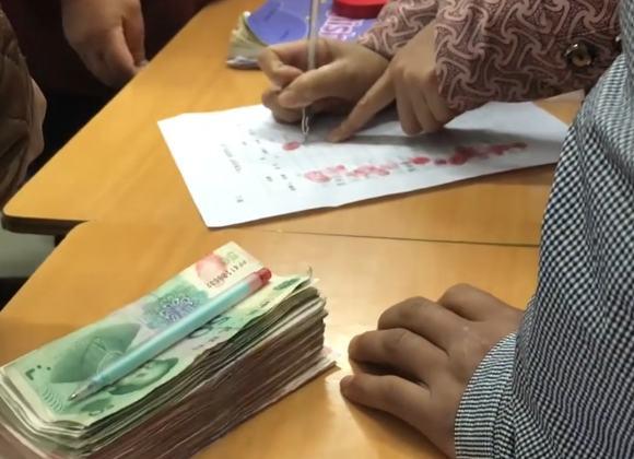 四川一中学家长被劝缴千元 感恩费 官方启动问