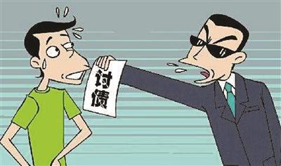 讨债他人委托被吞20万漫画苏州一债权人险吃债款塔推图片