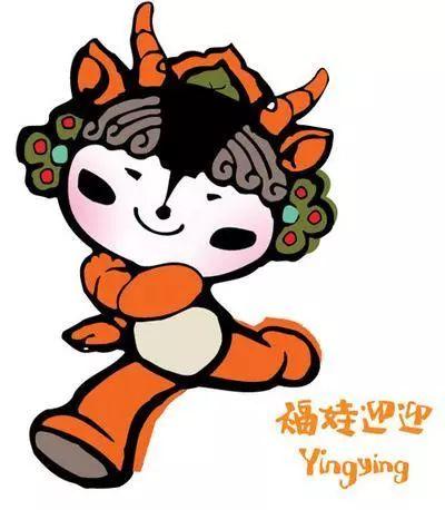 奥运福娃@你 一起祝福这只藏羚羊12岁生日快