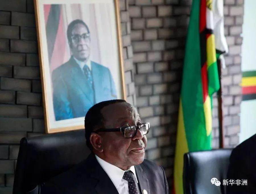 ▲津巴布韦总统加布里埃尔・穆加贝。图/新华社