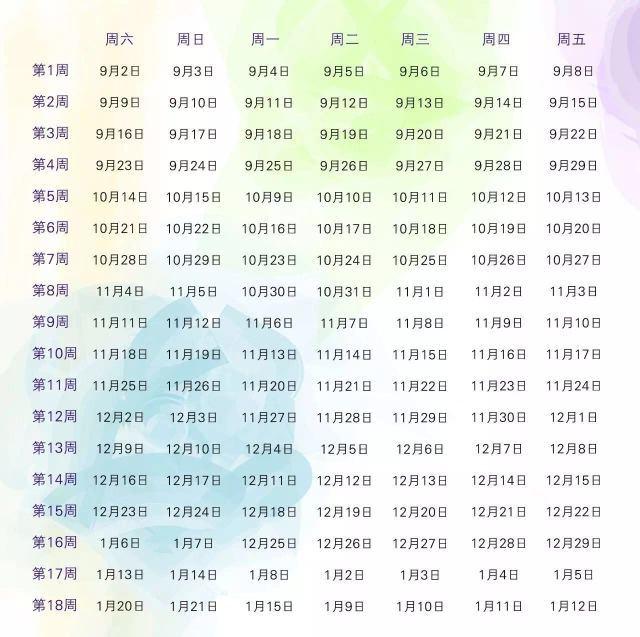 2017年国庆节,中秋节熬夜放假吃学生补充营养通知初中什么图片