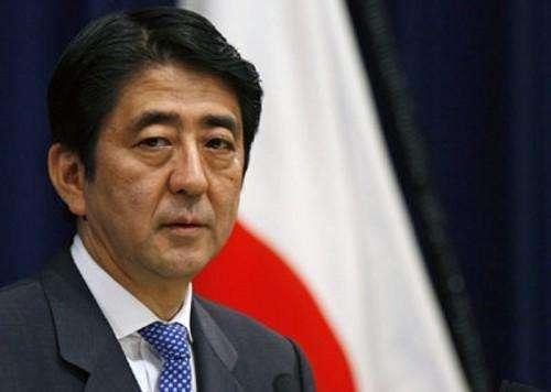 日本首相安倍晋三(资料图)