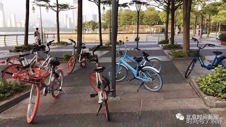 评论:让共享单车爽退押金,避免用户风险