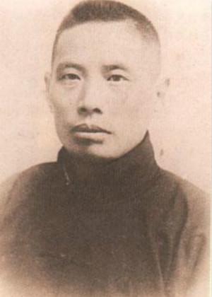 青洪帮首领刘福彪和他的帮派