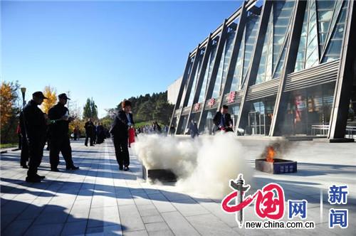 北京消防预警十一月份火灾防控