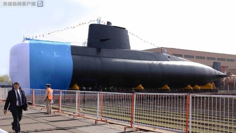 阿根廷海军一艘潜艇失联 上面载有37名船员