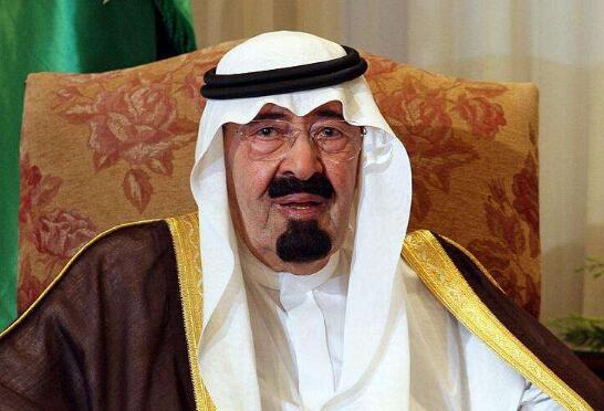 沙特现任国王萨勒曼