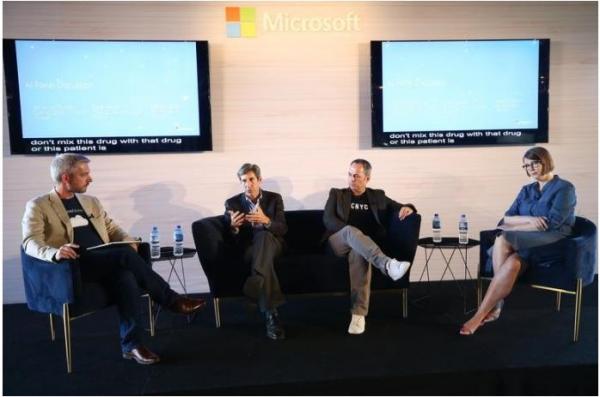 微软公司利用AI技术为残障人士群体提供帮助