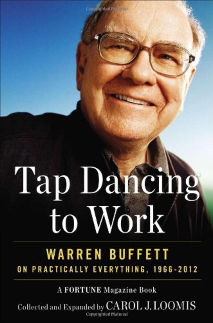 又一本关于巴菲特的书,作者是他的朋友兼《财富》编辑