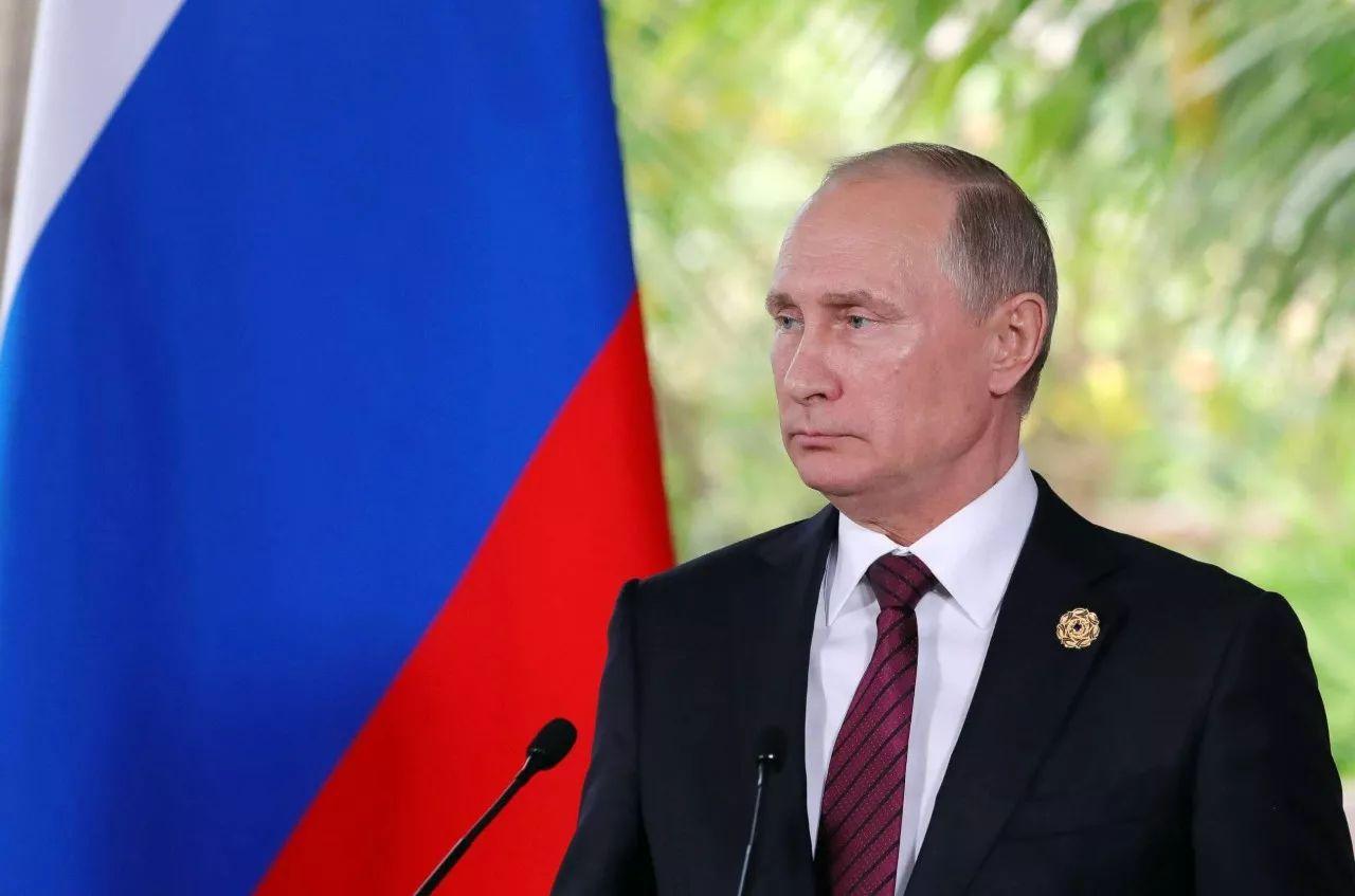 ▲俄罗斯总统普京