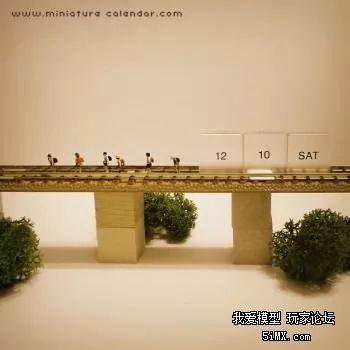 2011年12月10日 放学路上的铁路桥