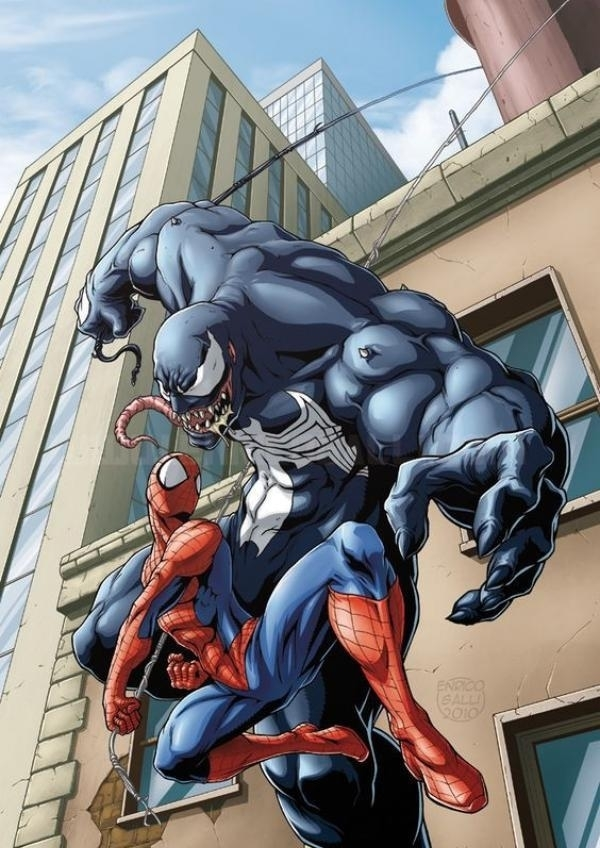 蜘蛛侠外传《毒液》新照 汤老师将与中国打手干架