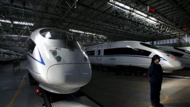 """印尼高铁项目,是中国高铁尺度""""走出去""""的第一单。"""