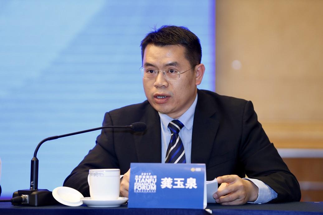 龚玉泉:推进产融结合是增强金融服务实体功能重要举措