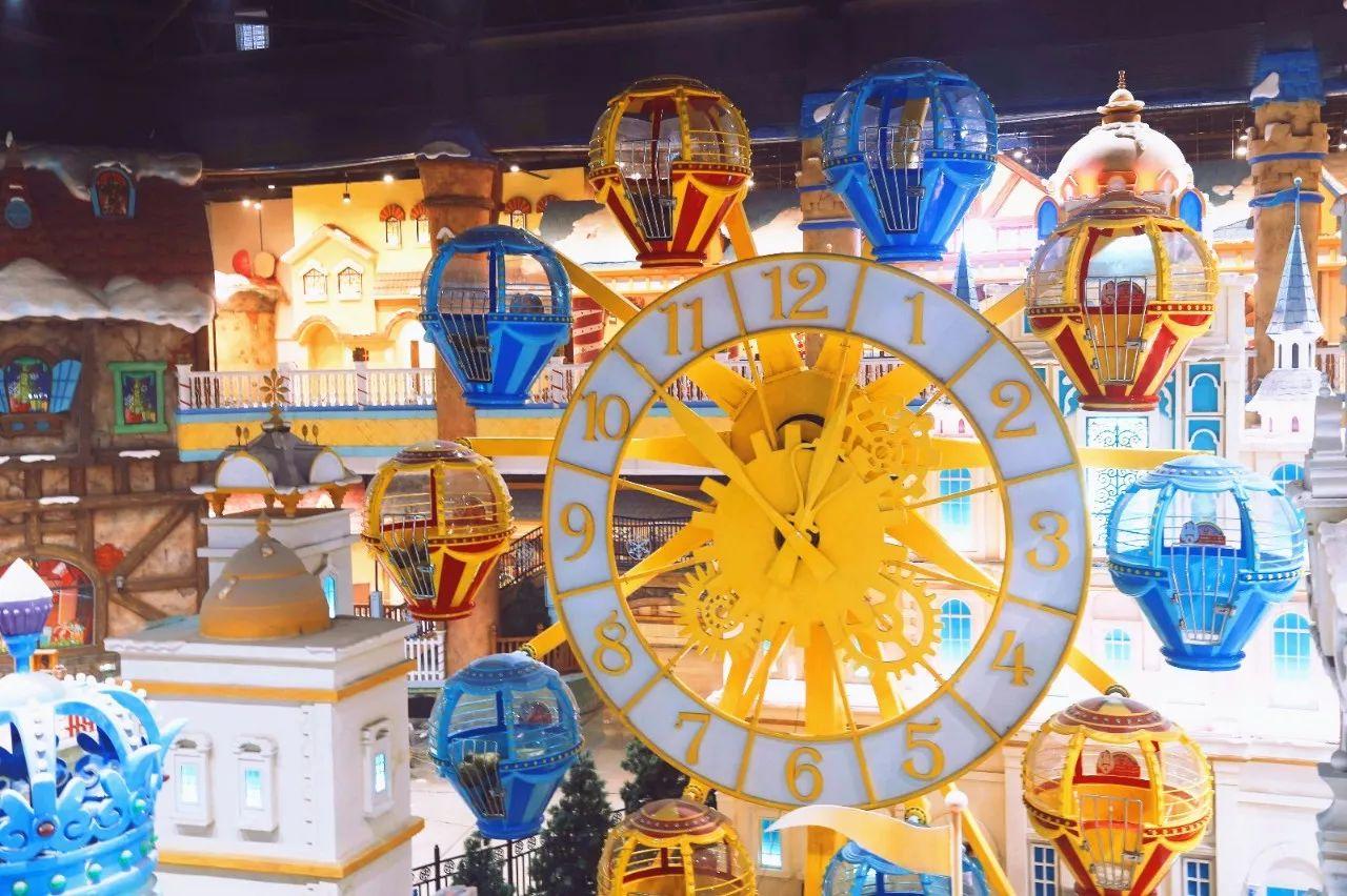 不用去迪士尼 不必去哈尔滨 郑州就有最梦幻的童话冰雪世界