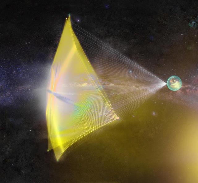 专访皮特‧沃登:21世纪,我们将启程前往银河系!