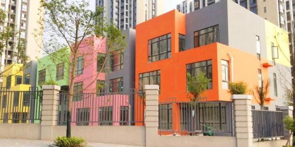 重庆南岸区布朗幼儿园 布朗幼儿园官网 图