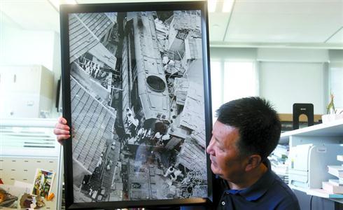 影像记录淞沪铁路的昨天和今天 曾为国内首条铁路