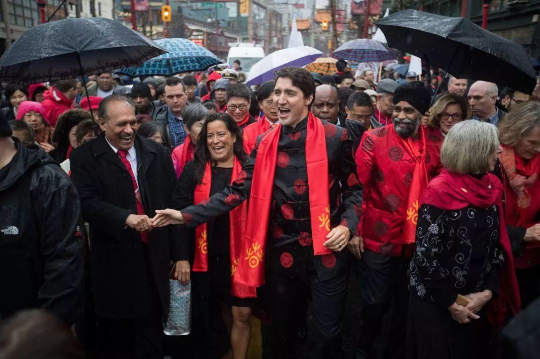 ▲资料图片:加拿大总理特鲁多(加通社)