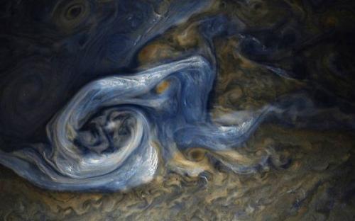 木星风暴图。来源:NASA。